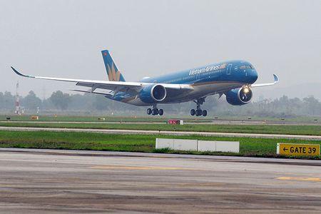 Vietnam Airlines dua them sieu may bay Airbus A350 ve Viet Nam - Anh 1