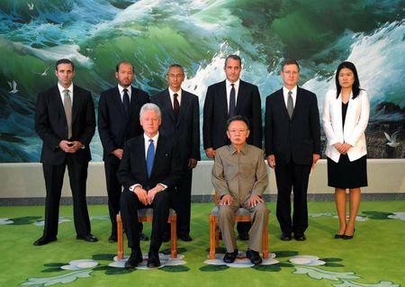 Wikileaks tiet lo chi tiet cuoc gap Bill Clinton - Kim Jong-il nam 2009 - Anh 1