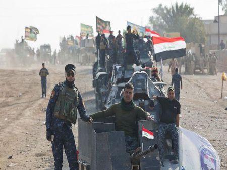 Dac nhiem Iraq da vao duoc Mosul - Anh 1