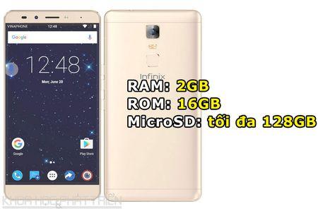 Mo hop smartphone man hinh 6 inch sap len ke voi gia 3,99 trieu - Anh 2
