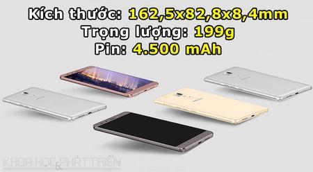 Mo hop smartphone man hinh 6 inch sap len ke voi gia 3,99 trieu - Anh 3