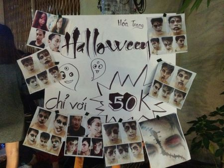 Thay ma Halloween nao dong pho Tay TP.HCM - Anh 11
