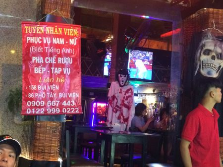 Thay ma Halloween nao dong pho Tay TP.HCM - Anh 3