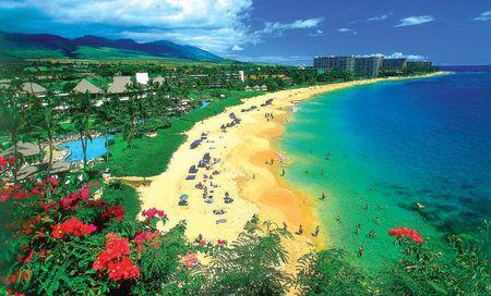 Hawaii - Quyen ru sac mau nhiet doi - Anh 1