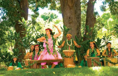 Hawaii - Quyen ru sac mau nhiet doi - Anh 2