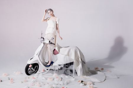 Nothing to wear, wear Vespa... - Anh 14