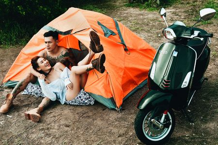 Nothing to wear, wear Vespa... - Anh 7