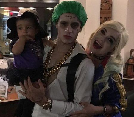 'Thay ma' Ronaldo, 'Nguoi doi' Firmino khuay dong le Halloween - Anh 5