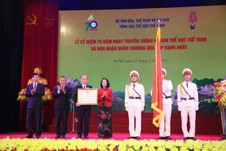 Nhung khoanh khac an tuong cua The thao Viet Nam - Anh 1