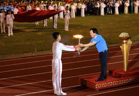 Nhung khoanh khac an tuong cua The thao Viet Nam - Anh 6