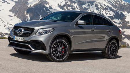 Mercedes-AMG GLE 63 S Coupe cua Ronaldo manh co nao? - Anh 2