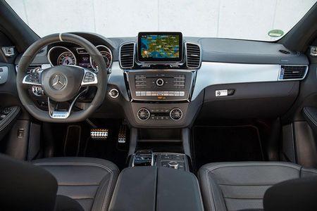 Mercedes-AMG GLE 63 S Coupe cua Ronaldo manh co nao? - Anh 3