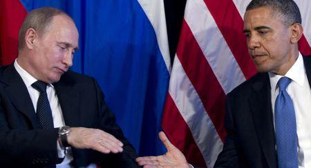 Obama- Putin choi tro 'von nhau' lan cuoi - Anh 1