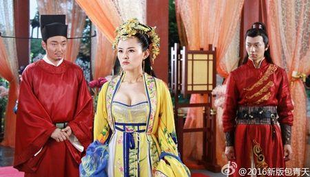3 my nhan co trang gay 'choang' man anh TQ 2016 - Anh 2