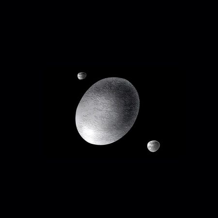 Nhung kham pha moi ve hanh tinh lun Haumea - Anh 1