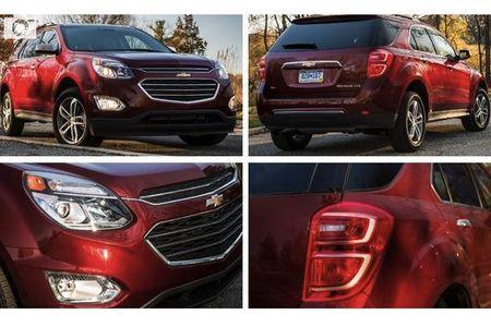 Chevrolet Equinox 2018 'chot gia' hon 500 trieu dong - Anh 9