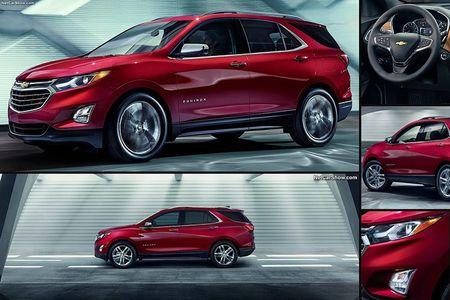 Chevrolet Equinox 2018 'chot gia' hon 500 trieu dong - Anh 1