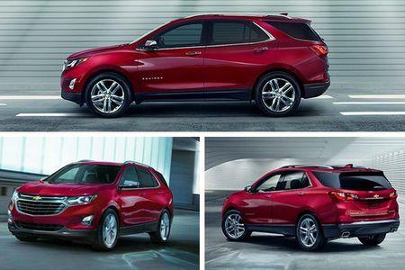 Chevrolet Equinox 2018 'chot gia' hon 500 trieu dong - Anh 6