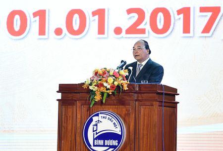 Thu tuong du Le ky niem Binh Duong 20 nam phat trien - Anh 1