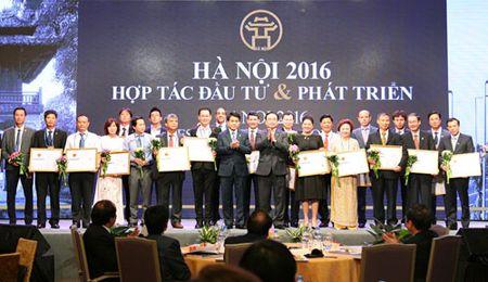 Nhung hinh anh an tuong 10 su kien tieu bieu cua Thu do Ha Noi nam 2016 - Anh 1