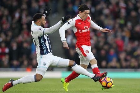 Arsenal - Crystal Palace: 'Phao' khai hoa mung nam moi - Anh 1