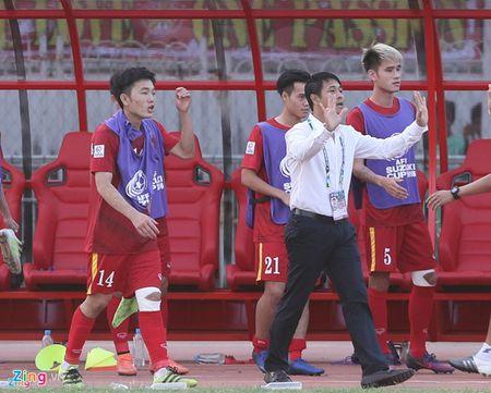U22 Viet Nam chuan bi can co cho SEA Games 2017 - Anh 1