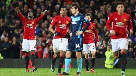 Jose Mourinho: 'That tuyet voi khi duoc dan dat Man Utd' - Anh 1