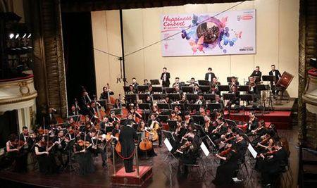 Giai dieu xuan tran ngap 'Happiness Concert by Acecook Vietnam' - Anh 1
