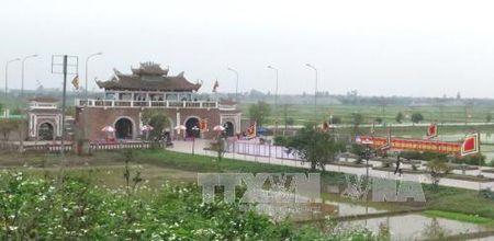 Hung Ha, manh dat giau truyen thong lich su va van hoa - Anh 1