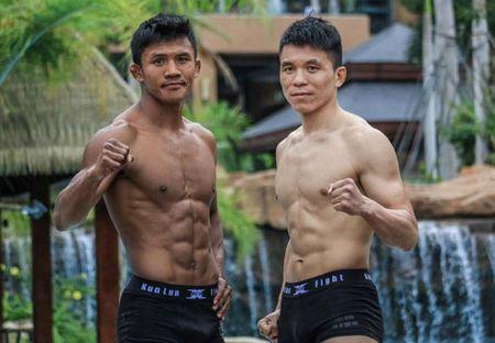 """Buakaw - Tian Xin: Nam moi, """"Thanh Muay Thai"""" rua han cu - Anh 2"""