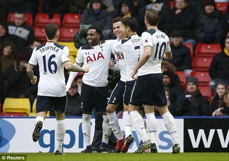 Chi tiet Watford - Tottenham: No luc muon mang (KT) - Anh 6