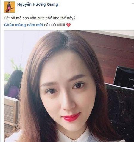 My nhan Viet dong loat gui loi chuc mung nam moi 2017 - Anh 11
