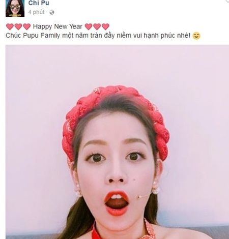 My nhan Viet dong loat gui loi chuc mung nam moi 2017 - Anh 7