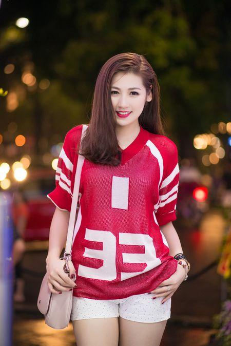 Do nhan sac nhung my nhan tuoi Dau cua showbiz Viet - Anh 10