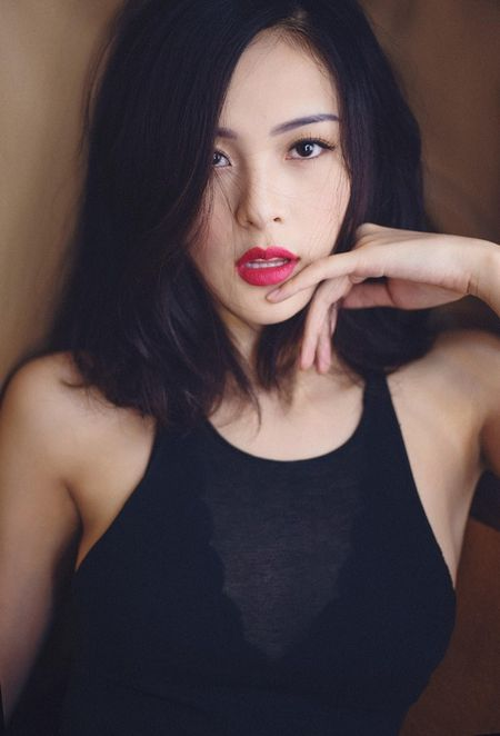 Do nhan sac nhung my nhan tuoi Dau cua showbiz Viet - Anh 16