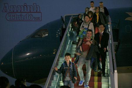 Don vi khach quoc te dau tien 'xong dat' Thu do Ha Noi - Anh 3