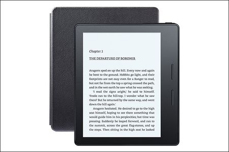 Kindle, Paperwhite, Voyage va Oasis: ban nen mua may Kindle nao? - Anh 4