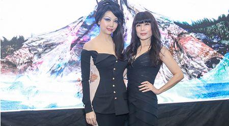 NTK Quynh Paris lan dau thuc hien Fashion Show tai Viet Nam - Anh 1