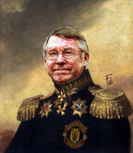 Sir Alex Ferguson: 25 khoanh khac dang nho nhat tai Manchester United - Anh 13