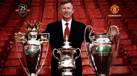 Sir Alex Ferguson: 25 khoanh khac dang nho nhat tai Manchester United - Anh 1