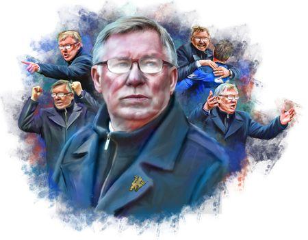 Sir Alex Ferguson: 25 khoanh khac dang nho nhat tai Manchester United - Anh 2