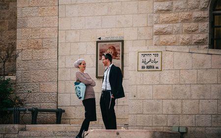 Ngam Israel binh yen khong khoi lua trong mat tin do du lich - Anh 21