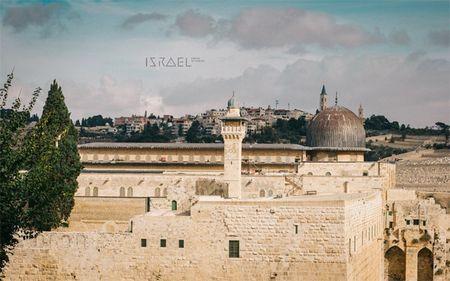 Ngam Israel binh yen khong khoi lua trong mat tin do du lich - Anh 4