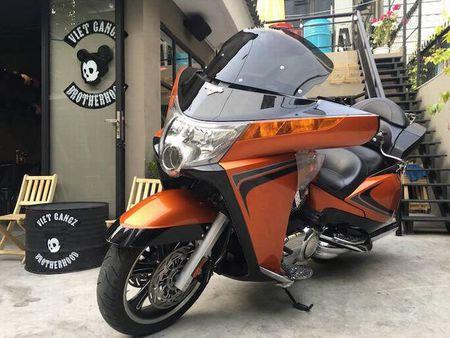 Nhung chiec moto an tuong nhat Viet Nam nam 2016 (1) - Anh 1