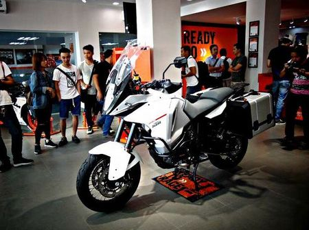Nhung chiec moto an tuong nhat Viet Nam nam 2016 (1) - Anh 5