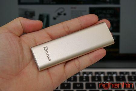 Danh gia SSD Plextor EX1: Nhanh, gon, dat va chua pho bien - Anh 1