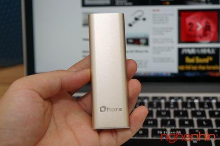Danh gia SSD Plextor EX1: Nhanh, gon, dat va chua pho bien - Anh 2