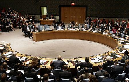 HDBA LHQ thong qua nghi quyet ve ngung ban o Syria - Anh 1
