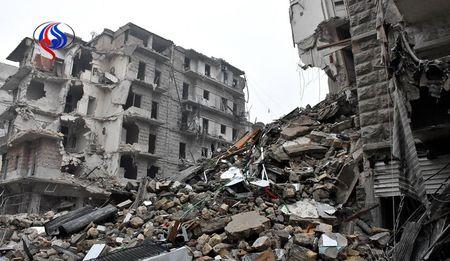 Tran chien Syria: Nga giup Assad chuyen bai thanh thang, gan 21.500 phien quan mat mang - Anh 1