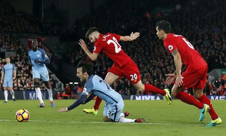 Liverpool danh bai Man City, bao ve ngoi nhi bang - Anh 2